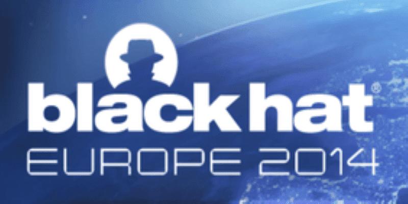Black Hat Europe 2014