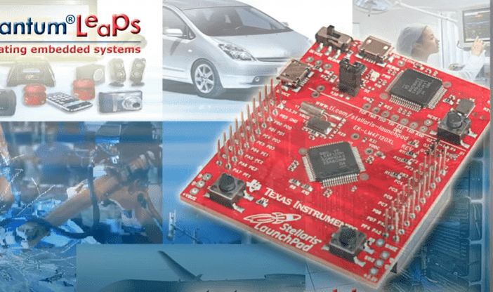 Embedded Microcontrollers Systems