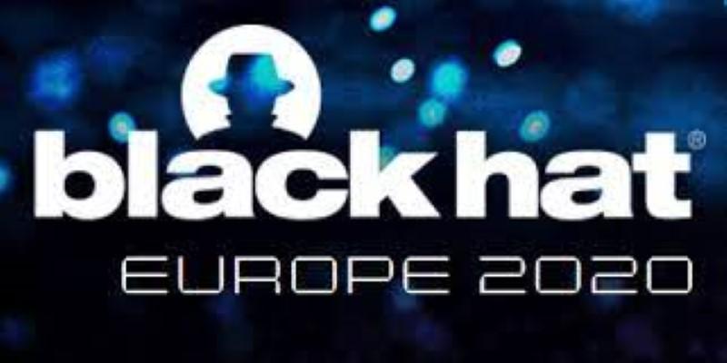 Black Hat Europe 2020
