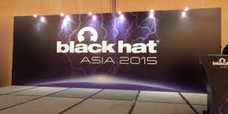Black Hat Asia 2015