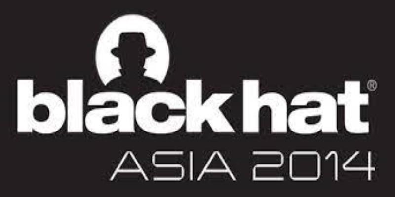 Black Hat Asia 2014