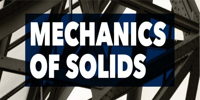 Mechanics of Solids part 1